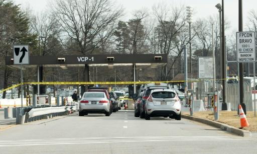 Trois blessés après une fusillade devant l'agence américaine de renseignement NSA