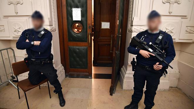 Justice Bruxelles: 16 ans de prison pour avoir tenté de tuer son dentiste à coups de couteau