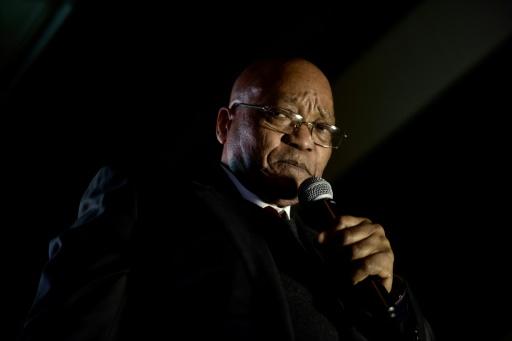Afrique du Sud: Jacob Zuma a annoncé sa démission