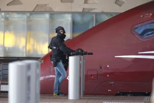 Thalys: un Marocain, soupçonné d'