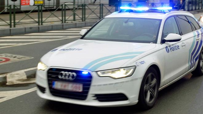 Surpris en pleine tentative de vol à Nivelles, ils s'enfuient dans leur BMW: la police les a interceptés