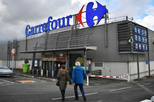Berger: les actionnaires de Carrefour