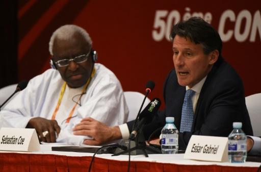 Corruption à l'IAAF: Diack veut une confrontation avec Coe qui l'accepte