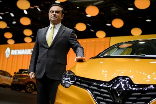 Vers un nouveau mandat de Carlos Ghosn — Renault