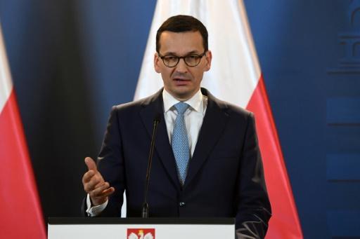 Pologne: Morawiecki à Berlin pour réchauffer les relations