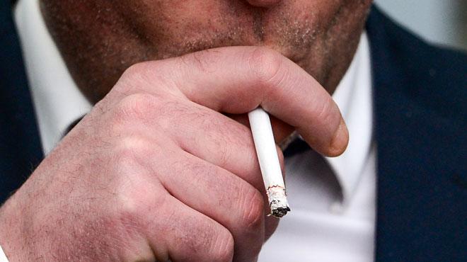 Voici les endroits où l'interdiction de fumer est le moins respectée