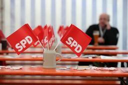 Allemagne: la popularité des sociaux-démocrates au plus bas