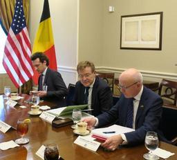 La Belgique pas (encore) inquiète des réformes fiscales américaines