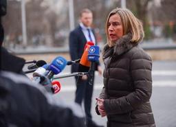 Conflit en Syrie - L'UE appelle également la Turquie à