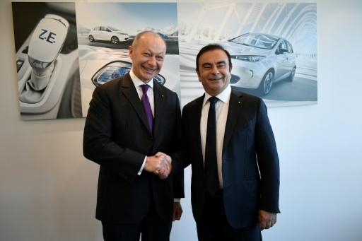 Renault: CGT et SUD dénoncent une baisse des primes d'intéressement