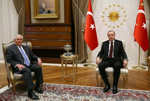 Syrie: Washington et Ankara vont travailler