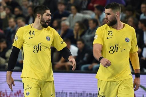 Hand: Paris et Nantes pour la première place de groupe en Ligue des champions