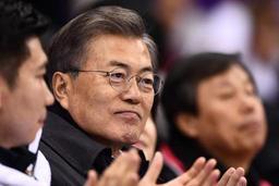 Il est trop tôt pour un sommet avec Pyongyang, estime le président sud-coréen