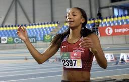Championnats de Belgique d'athletisme indoor - Nafissatou Thiam n'a pas trouvé toutes les réponses au national en salle à Gand