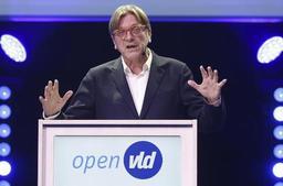 Élections communales 2018 - Guy Verhofstadt se verrait bien siéger au conseil communal de Gand