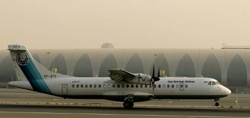 Accident d'avion en Iran: les 66 personnes à bord tuées
