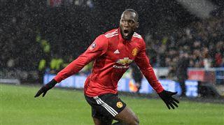 Lukaku qualifie Manchester United pour les 1/4 de la FA Cup d'un joli doublé (vidéo) 5