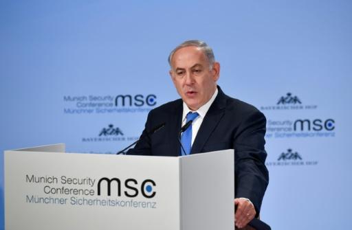 Netanyahu à l'Iran: