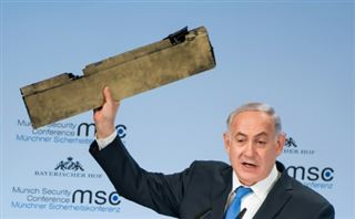 Syrie- échange théâtral et menaçant entre Netanyahu et l'Iran