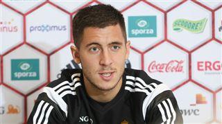 Eden Hazard- Le Real Madrid? Si jamais je dois changer un jour, je changerais 3