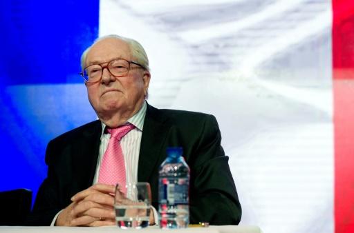 Pour Jean-Marie Le Pen, changer le nom du FN,