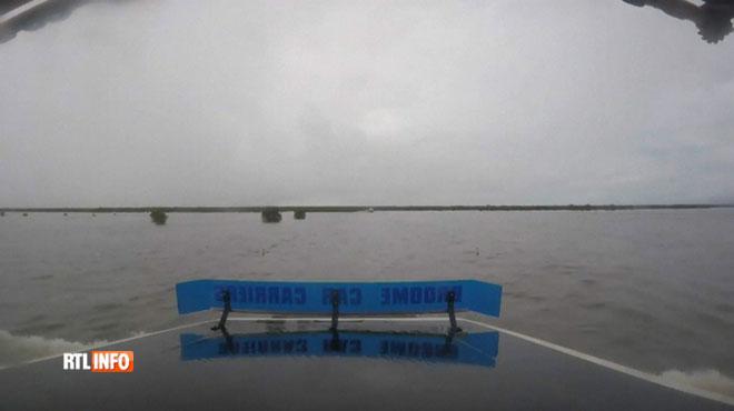 Inondations monstres en Australie: non, ceci n'est pas une rivière
