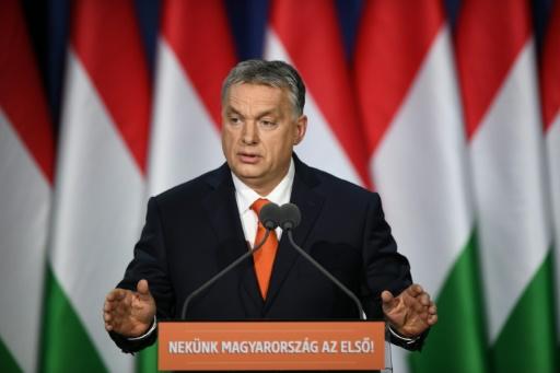 Hongrie: Orban brocarde la