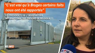 Un avocat dénonce l'agressivité et les sévices que feraient subir des gardiens de la prison de Bruges à des prisonniers 4