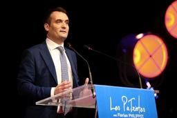 France: Florian Philippot lance officiellement