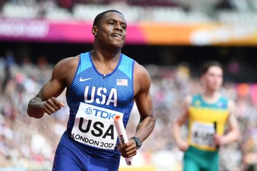 Athlétisme: record du monde du 60 m pour Coleman en 6 sec 34