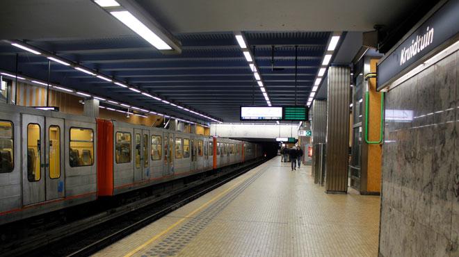 Bruxelles: un cadavre retrouvé ce matin à la station de métro Botanique