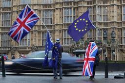 Un nouveau parti politique anti-Brexit fait son apparition en Grande-Bretagne