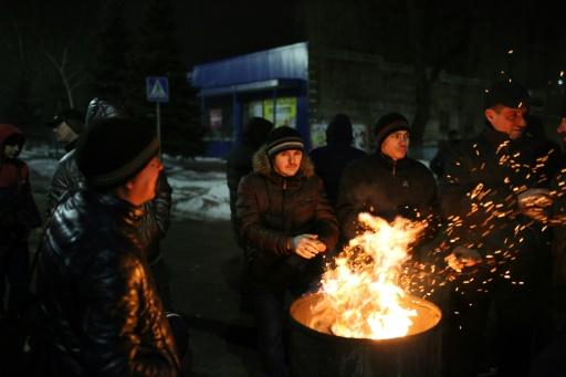 Ukraine : des milliers de mineurs en grève pour leurs salaires impayés