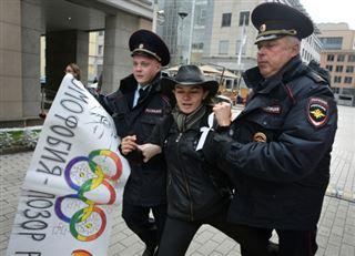 Russie - une vidéo antigay pour appeler à voter Poutine