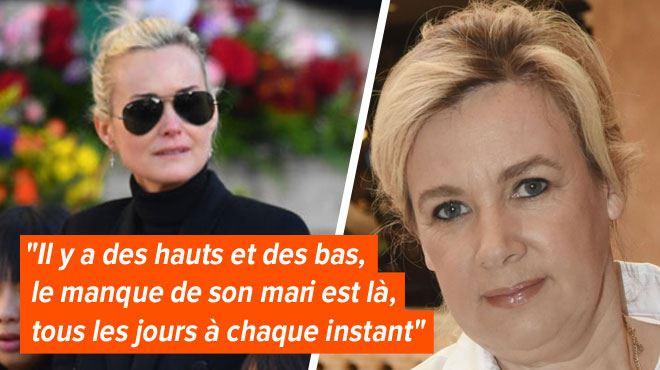 Laeticia Hallyday s'est réfugiée chez son amie Hélène Darroze- la cheffe dévoile la façon dont elle vit la polémique 1