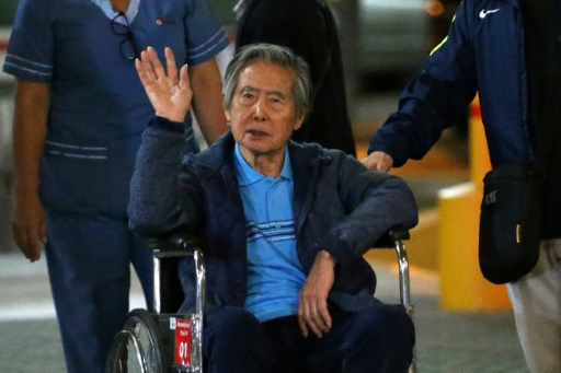 Pérou: vers un nouveau procès de Fujimori, récemment gracié
