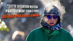 Un VORTEX POLAIRE va toucher la Belgique: jusqu'à -20°C attendus