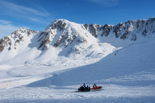 Alerte orange avalanches de niveau maximal dans les Pyrénées