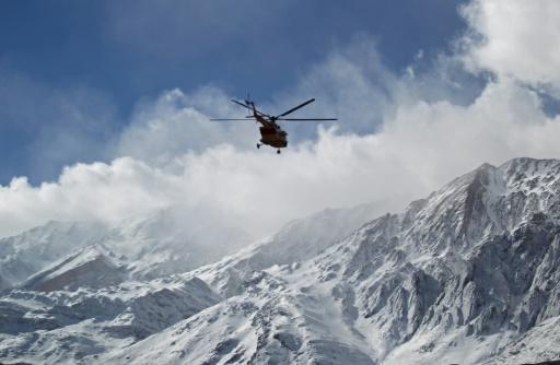 Crash d'un avion en Iran: l'épave localisée