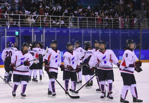 JO-2018: les hockeyeuses coréennes quittent le tournoi sans victoire