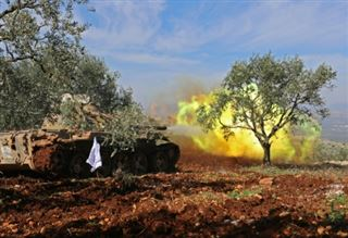 Syrie- l'armée turque va assiéger la ville d'Afrine dans les prochains jours