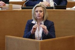 Elections communales 2018 - Eliane Tillieux emmènera la liste PS aux élections communales à Namur