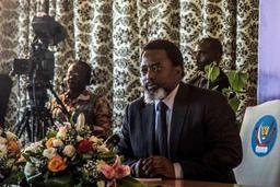 RDC: Kabila nomme le chef du parti présidentiel ministre de l'Intérieur