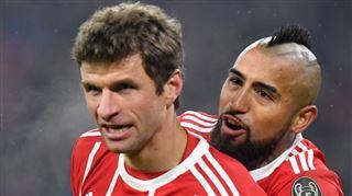 Sans pitié avec le Besiktas, le Bayern Munich est aux portes des quarts de finale de la Ligue des champions (vidéo) 3