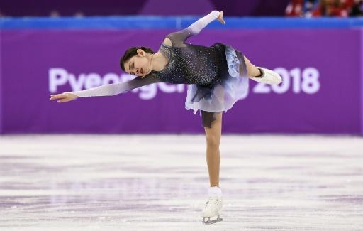 Zagitova, reine de la glace — Patinage
