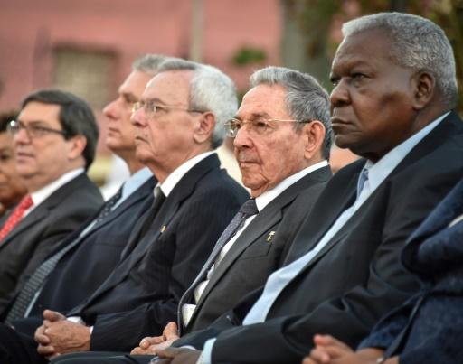 Cuba: Raul Castro reçoit une délégation de parlementaires américains