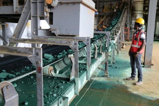 Cobalt: Kinshasa joue avec les nerfs des marchés