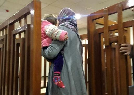 Condamnée en Irak, Melina Boughedir de retour en France