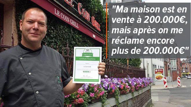 Après la faillite de son restaurant, Eric est sur le point de PERDRE SA MAISON familiale mise en garantie: aurait-il pu éviter ce drame?
