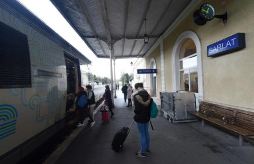 Petites lignes ferroviaires: les maires demandent des